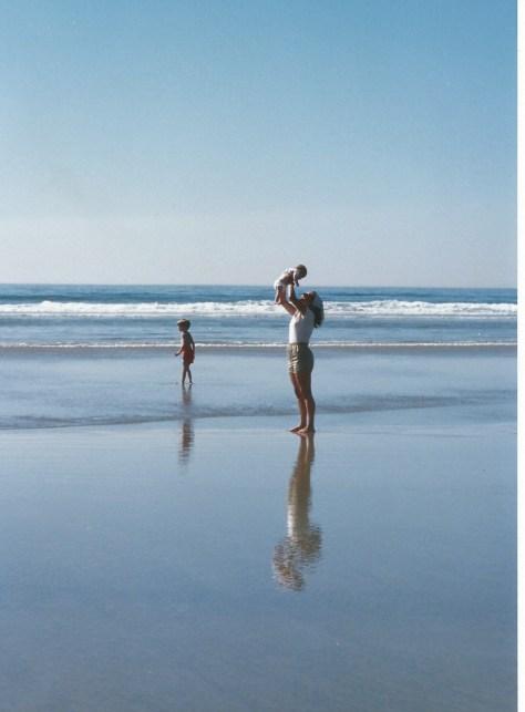 beach family 1989